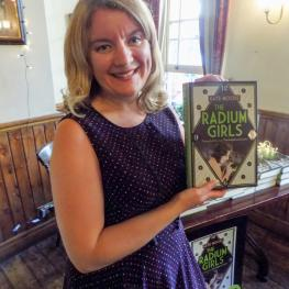 Hoop & Grapes, Farringdon - Radium Girls Book Launch